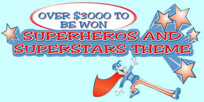2002 Schools Short Story Competition - Superheros and Superstars Theme