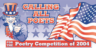 Calling All Poets for the Poetry Competition of 2004