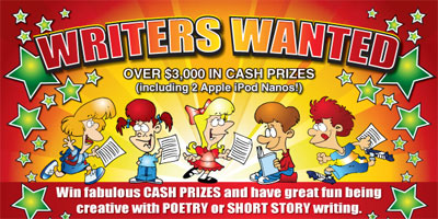 Poetry/Short Story Competition of 2007