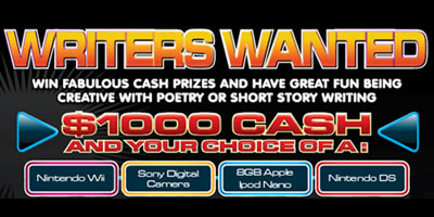 Writers Wanted 2011 - Timeless Tales