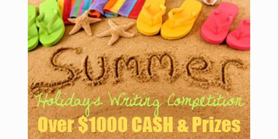 Summer Holidays Writing Competition
