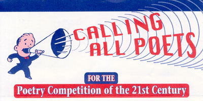Calling All Poets for the Poetry Competition of the 21st Century