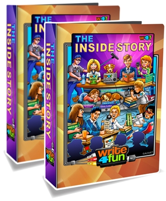 The Inside Story Books - Two