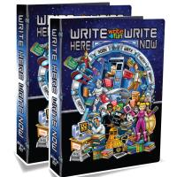 Two Write Here Write Now Books
