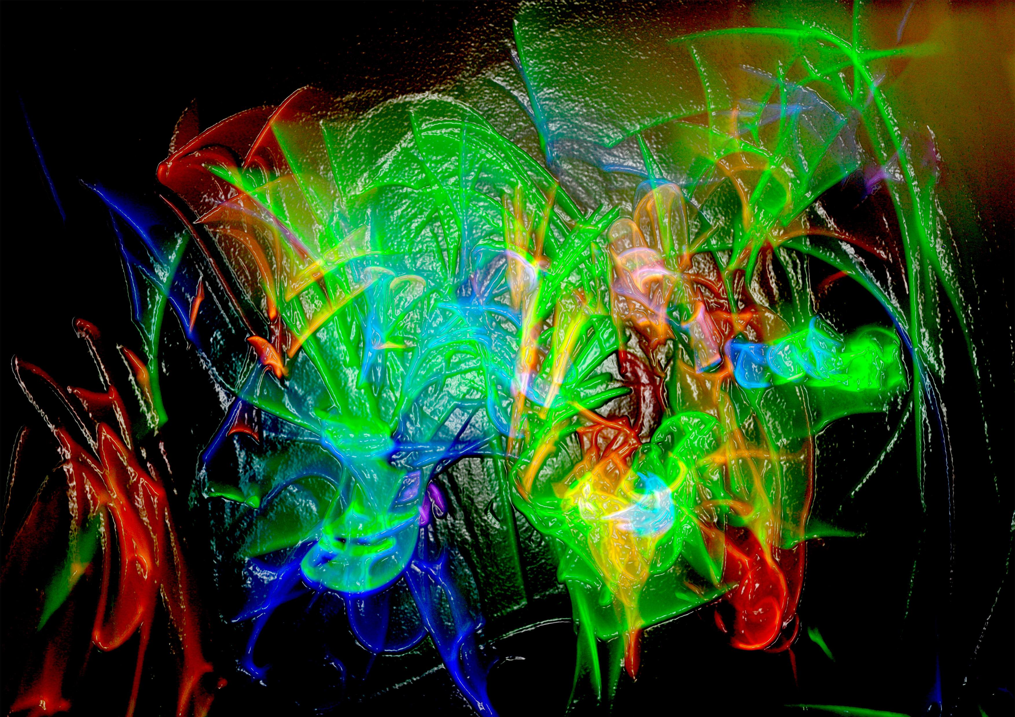 Melting Colours, Art | Write4Fun