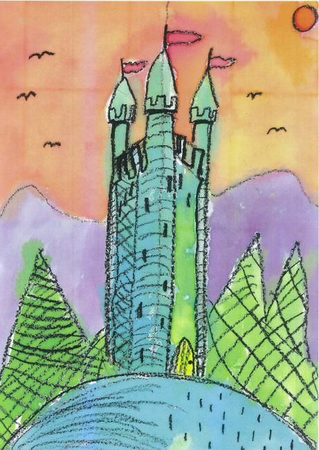 Castle For Princess Vlada