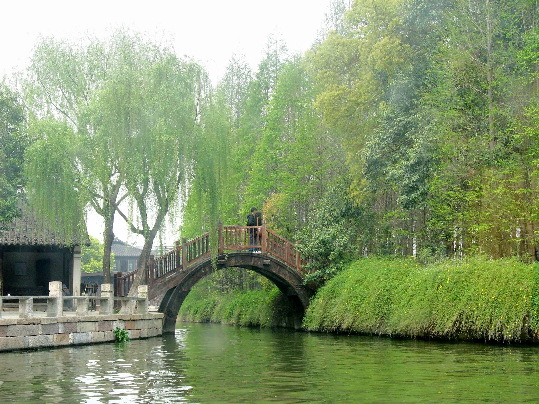 Wuzhen, A Scenic Water Town Of China
