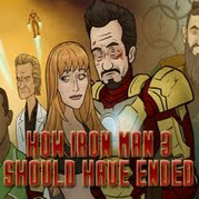 How Ironman 3 Should Have Ended