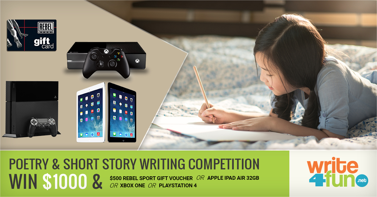 Poetry & Short Story Writing Competition