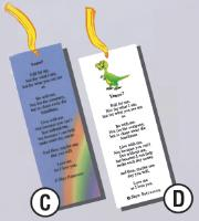 Dream Big Bookmarks