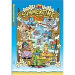 Summertime Fun Poetry & Short Story Book