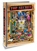 Top Secret - Book
