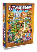 Word Zone - Book