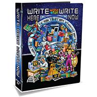 Write Here Write Now - Book