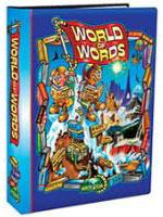 World of Words Poetry and Short Story Book