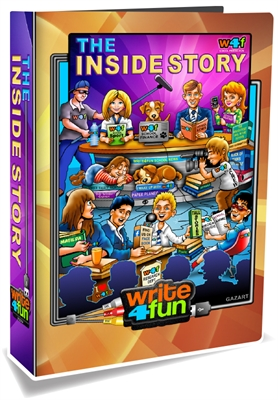 The Inside Story - Book